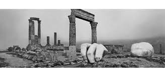 Josef Koudelka. Ruines | BnF - Site institutionnel
