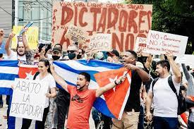 Cuba's protesters are proving that the internet can still be a force for  democracy.